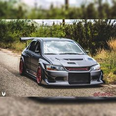 Mitsubishi EVO,s Factory's photo.