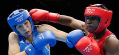 It's a proud day for women AND boxing. Congratulations to Claressa Shields--gold medal winner in women's boxing!