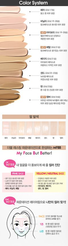 Etude House Double Lasting Foundation - All For Hair Color Trending Asian Makeup Foundation, Foundation Colors, Beauty Base, Beauty Skin, Cute Makeup, Diy Makeup, Asian Skincare, Types Of Makeup, Etude House