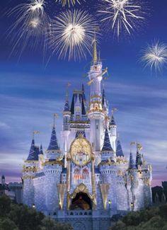 Dan ging ik met mama naar Disneyland Parijs