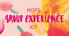 Group Experience Kit 2015