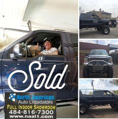 Sold Ford F-250 Monster Truck