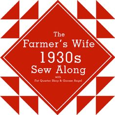 Farmers Wife 1930s Quilt Sampler Sew Along | Blossom Heart Quilts