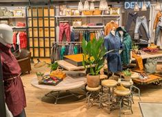 Really nice > Timberland redesigns London flagship
