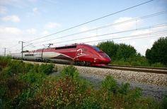 Viaje de trem para o Benelux (Bélgica, Holanda e Luxemburgo)