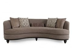 ARTF-502501/5015AA - A.R.T. Furniture Blair Kidney Sofa | Mathis Brothers Furniture
