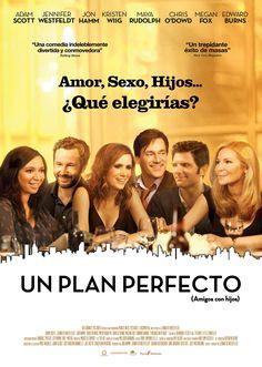 Un plan perfecto (amigos con hijos) - Friends with kids