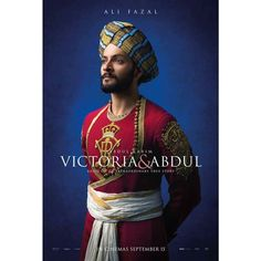 "First look poster of Ali Fazal as Abdul Karim from ""Victoria And Abdul"". Starring Dame Judi Dench and Ali Fazal. Releases 15 Sept 2017. . Follow @filmywave . #VictoriaAndAbdul #AliFazal #DameJudi #Bollywood #poster #movieposter #firstlook #movie #film #celebrity #bollywood #bollywoodmovie #actor #actress #star #instalike #instacomment #instafollow #filmywave"