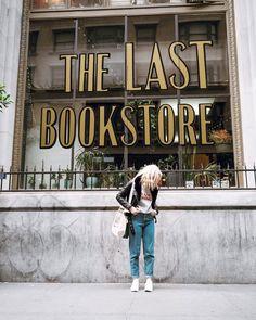 The Last Bookstore, LA | http://writersrelief.com