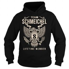 Awesome Tee Team SCHMEICHEL Lifetime Member - Last Name, Surname T-Shirt Shirts & Tees