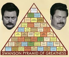 Ron Swanson is a sage.
