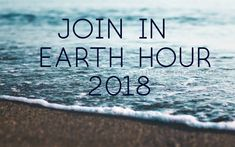 Celebrate Earth Hour