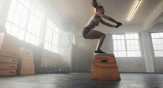 """Want to get better at a movement like burpees or box jumps? Try this """"Death By"""" workout. It's not nearly as scary as it sounds, but it does get results!"""