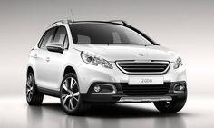 #Peugeot #2008. Il crossover leggero e compatto  che richiama la forma e la meccanica  della #208.