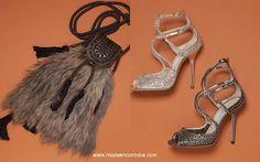 Moda y Tendencia en Zapatos y Accesorios Invierno 2012/2013.Jimmy Choo.