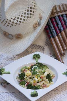 Sałatka brokułowa | Broccoli salad