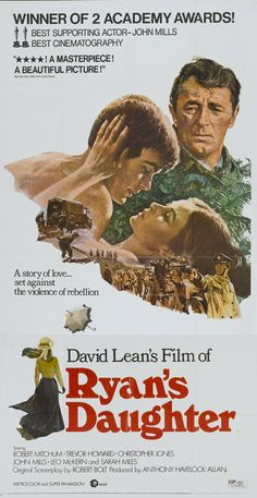 Ryan's Daughter (1970)  John Mills - Best Supporting Actor Oscar 1970