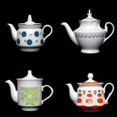 The Curious Case of Tintinnabulum's Teapots on Behance