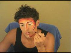 Maquillaje chico