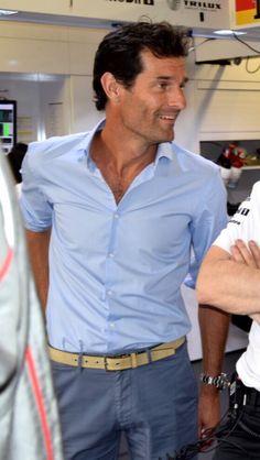 Mark Webber, Sports Celebrities, Patrick Dempsey, Eden Hazard, Formula One, Men Casual, Mens Tops, Casual Male Fashion