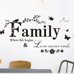<3  FAMILY ~ Where life begins and Love never ends <3