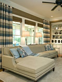 Family Room for Five : Interior Remodeling : HGTV Remodels