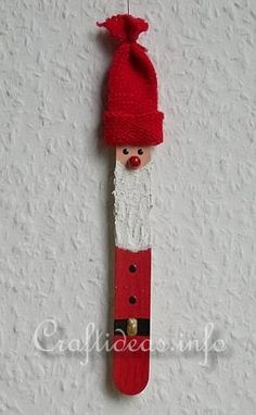 Craft stick or popsicle stick crafts for kids: preschoolers toddlers. Craft popsicle stick craft projects for teens and adults. Ideas to make puppets turkeys Santa snowmen reindeer. Popsicle Stick Christmas Crafts, Popsicle Stick Crafts, Popsicle Sticks, Christmas Crafts For Kids, Christmas Activities, Craft Stick Crafts, Christmas Projects, Holiday Crafts, Holiday Fun