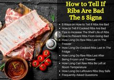 Topcellently Interesting – TopcellenT Smoked Ribs, Shelf Life, Barbecue Sauce, Frozen, Beef, Meals, Cooking, Food, Meat