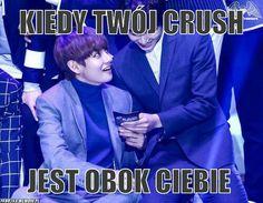 Memy K Meme, Bts Memes, Very Funny Memes, K Pop, Taekook, Korean Drama, Bad Boys, Haha, Words