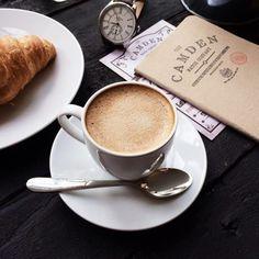 Imagem de coffee, drink, and food