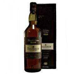 Talisker 1999 Distillers Edition Single Malt Whisky Double Matured