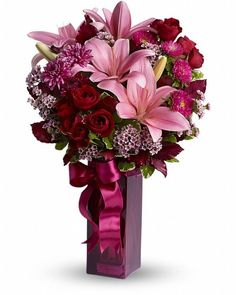 Fall in Love - Send Flowers to Calgary