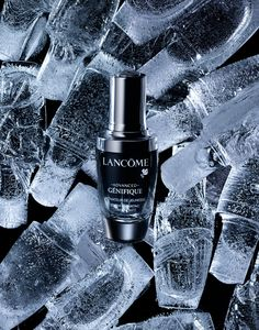 LANCOME campaign. Still life photographer Massimo Gammacurta.