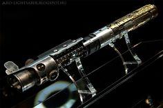 Custom Lightsaber | Handmade Custom Lightsabers by Roland Palotai