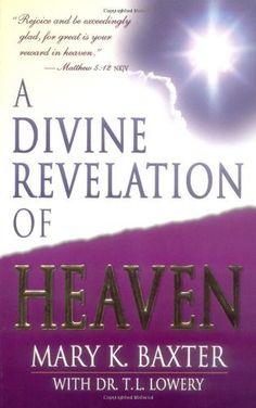 Divine Revelation Of Heaven by Mary Baxter, http://www.amazon.com/dp/0883685248/ref=cm_sw_r_pi_dp_uyGAqb0ATZ80C