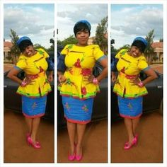 tsonga traditional dresses - Google Search