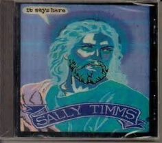 It Says Here - Sally Timms