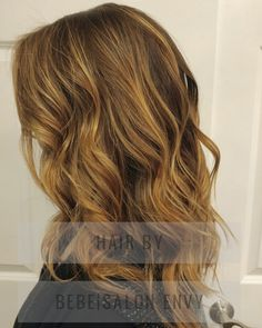 #SalonEnvyChicago #balayage #longhair  #beachy #beachwaves #chicago #hairpainting  #hair #hairtrends #2017 #hairtrends2017 #beauty