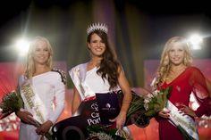 Julija Bizjak Crowned Miss World Slovenia 2014 - Beauty Pageant News Miss Universe 2014, Miss World, Beauty Pageant, Slovenia, Punk, Crown, News, Style, Fashion