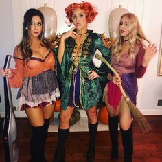 Hallowen costumes Awesome DIY Group Halloween Costumes for your girl& squad ~ Fashion & D. hallowen costumes , Awesome DIY Group Halloween Costumes for your girl& squad ~ Fashion & D. Awesome DIY Group Halloween Costumes for your girl& squad. Hocus Pocus Halloween Costumes, Unique Halloween Costumes, Halloween Outfits, Pirate Costumes, Adult Costumes, Turtle Costumes, Costume Ninja, Great Costume Ideas, Zombie Costumes