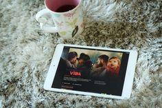 Blog -- Dica de filme na Netflix: O começo da vida