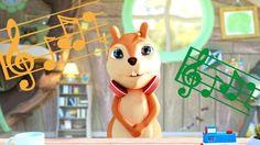 Alice nel Bosco: TOP 5 Le mie canzoni preferite   Cartoni animati per ba...