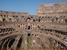 Rome, the coloseum