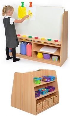 Fusion Art Fusion Art, Cot, Toy Chest, Storage Chest, Bookcase, Infant, Nursery, Furniture, Home Decor