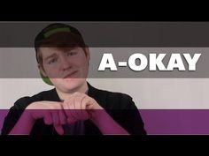 YouTube words can't describe how much I love this! #ace #asexual