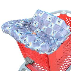 Hands Off! Money escalator rails and shopping carts all have one thing in common: many unwashed hands have grappled them at some point. Protect yourself and your child from germs and outdoor grime b. Cart Cover For Baby, Baby Shopping Cart Cover, Shopping Carts, Highchair Cover, Kids Seating, Baby Needs, Child Safety, Baby Car Seats, High Chairs