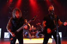 Los Angeles, California - February 12, 2017 - Metallica
