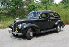 1938 Ford Deluxe Four-Door Sedan