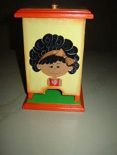 Porta toallas sanitarias estilo juvenil Table Lamp, Country, Google, Home Decor, Ideas, Sanitary Napkin, Doll Furniture, Carton Box, Decorated Boxes