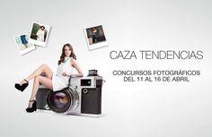 Concurso de fotografía realizado por el centro Comercial Ruta de la Plata. Si eres un apasionad@ de la fotografía y la moda no dudes en participar. Las bases del concurso las encontrarás en la web del Centro Comercial o en nuestro Facebook #fotografía #concurso #EscuelaCES
